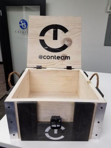 Con-Team Influencer Crate